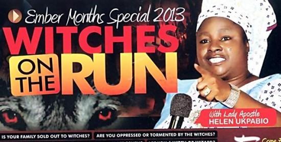 Campagna internazionale contro la caccia alle streghe in Nigeria
