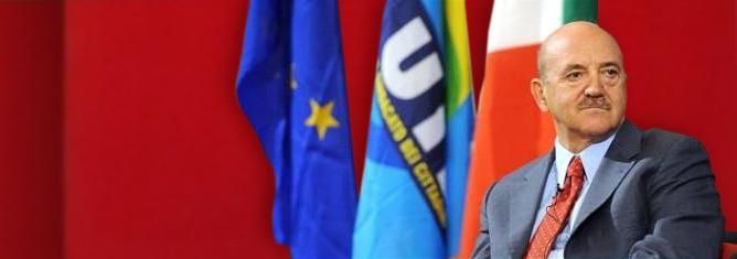 Angeletti, lascio dopo 14 anni, orgoglioso di essere stato segretario generale della Uil. Barbagallo nuovo segretario.