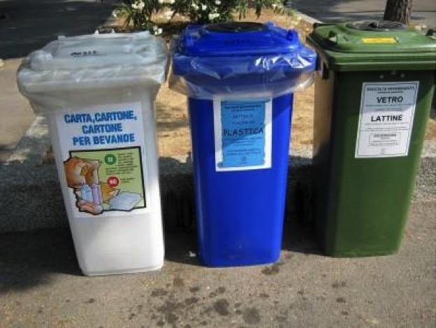 I rifiuti nel Lazio