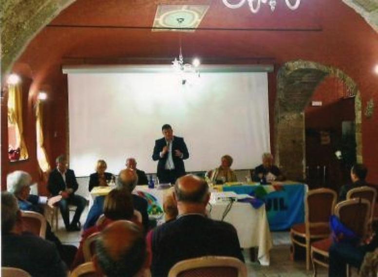 Documento Finale: XIV Congresso provinciale UIL Frosinone e Nomine Congressuali