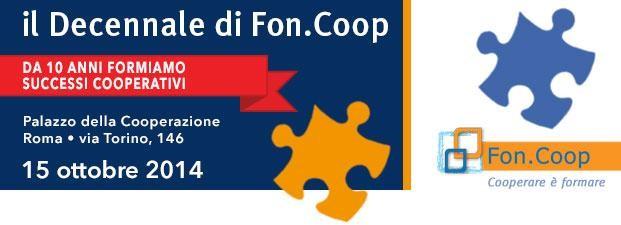 15 Ottobre 2014: Convegno Fon.Coop