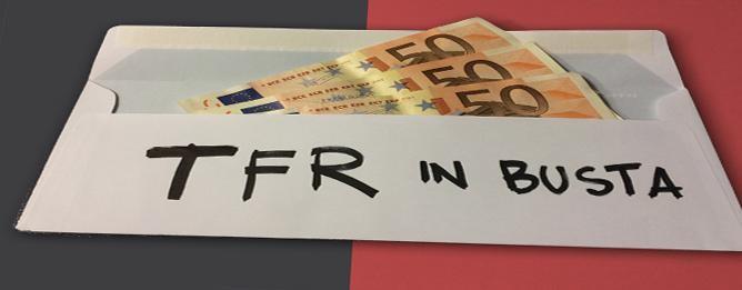 Proietti: Tassazione del TFR con aliquota ordinaria equivale ad inaccettabile aumento delle tasse