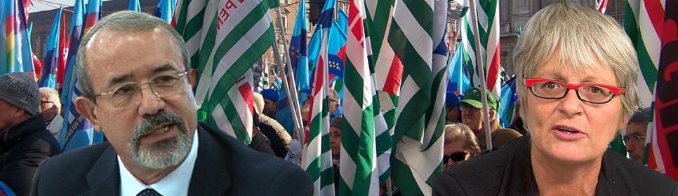 Barbagallo: Sciopero generale in passato fu proclamato anche durante il governo Monti