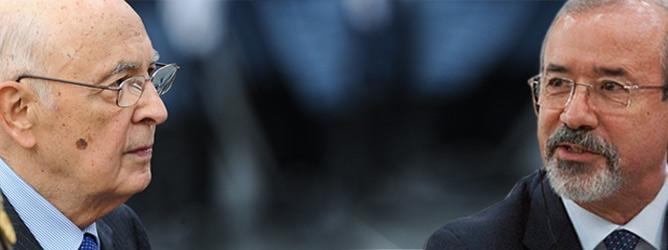 Barbagallo: Uil si associa all'unanime sentimento di gratitudine al Presidente Napolitano. Grati per il servizio reso al Paese con spirito di abnegazione e assoluto senso dello Stato
