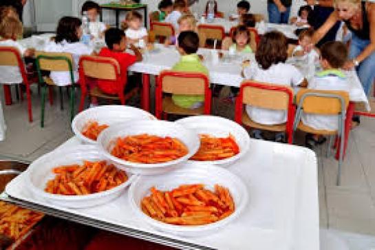 """Mense Capitale, l'inchiesta Uil: """"Business e ombre nei piatti dei bambini"""""""