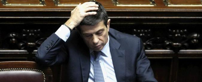"""Dimissioni Maurizio Lupi: """"Annuncio le mie dimissioni a 72 ore dai fatti"""""""