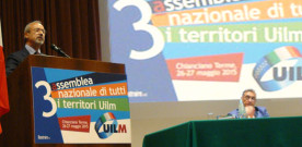 Barbagallo: Senza contratti non c'è ripresa economica