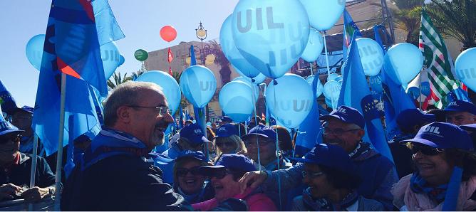 BARBAGALLO: CREARE CONDIZIONI PER SOLIDARIETÀ E CRESCITA ECONOMICA. Un minuto di silenzio per le vittime del Mediterraneo