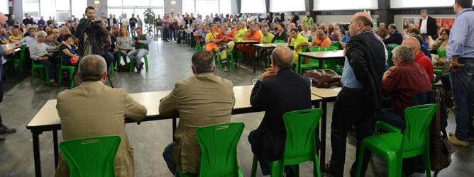 Barbagallo: Mi auguro e voglio che ci sia ripresa economica, ma il Governo Renzi non ci ascolta