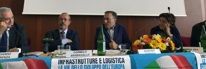 Barbagallo: Le infrastrutture sono necessarie per lo sviluppo del Paese. Sciopero della scuola