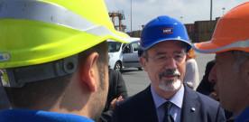 Barbagallo : Il porto di Gioia Tauro può contribuire allo sviluppo del sud e del Paese