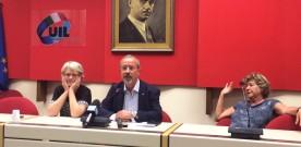 Barbagallo: convenuto percorso comune su Europa, pensioni e contratti