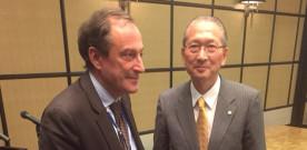 La Uil incontra il sindacato giapponese JTUC-RENGO