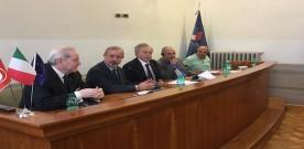 Barbagallo partecipa ad iniziativa con i premi Nobel per la Pace