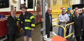 Barbagallo a Ground Zero in memoria delle vittime dell'11 settembre