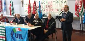 Barbagallo: Coinvolgere i lavoratori sul futuro delle imprese, a partire dall'Eni