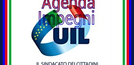 Agenda Impegni Uil Aprile 2019