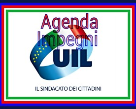 Agenda Impegni UIL Dicembre 2017