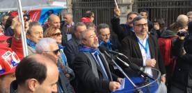 Barbagallo: No alla svendita di Versalis