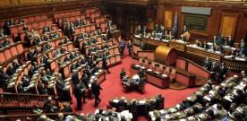 Discussione in aula del Senato del ddl Cirinnà