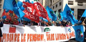 Grande partecipazione alle manifestazioni in tutta Italia