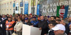 Barbagallo: «Pronti a collaborare, ma senza risposta c'è la protesta»
