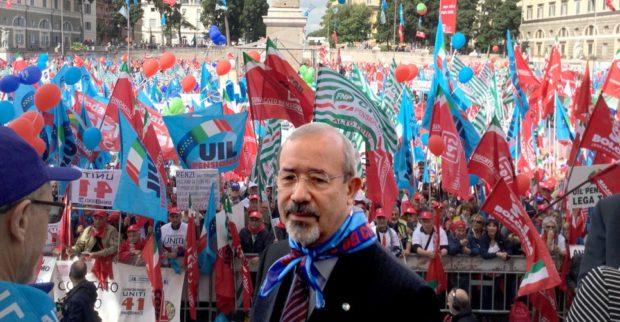 barbagallo_sciopero_manifestazione