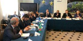 Vice Presidente UE incontra le parti sociali