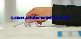 Elezioni Amministrative Roma 2016