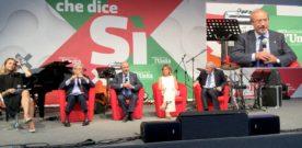 Barbagallo alla festa dell'Unità: l'austerità sta soffocando il sud. Servono investimenti