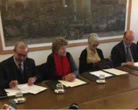 Barbagallo: «Questo accordo favorirà il decollo dell'economia»