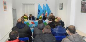 LUCA LOMBARDI CONFERMATO ALLA GUIDA DELLA UILTRASPORTI DI FROSINONE
