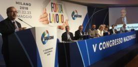 Barbagallo al Congresso Uilcom: «un fondo americano non può decidere il futuro di Tim»