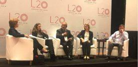 Il leader della Uil a Mendoza, in Argentina, interviene al G20 del lavoro