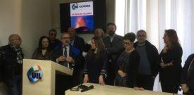 Barbagallo: L'inaugurazione di una sede sindacale è il segno di un'organizzazione viva e impegnata