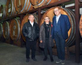 Lavoro: il viaggio della UIL fa tappa a Piglio, tra vino e sociale